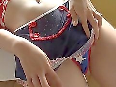 Pornô suave Asian cueca provocação