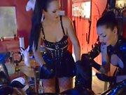 Sodomie Überdosis: Cybill Troy & Fetisch Liza