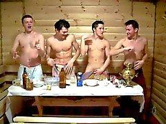 Jungs bei der Sauna 2 - Sauna Boys 2