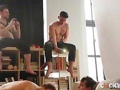 Danés Chico - Jett Negro (Jeppe Hansen - Dinamarca) Sexo Gay 8