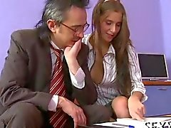 Delightful анального секса со своим учителем