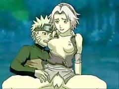 Hentai Putain - ( de Naruto doujinshi ) - Shipudden XXXe vol.1-
