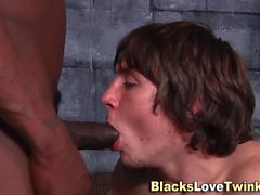 Putain amateur interracial