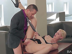 Legal Age Teenager dream comes true with adorable golden-haired HONEY Lynna Nilsson menacing-menacing PornDoe