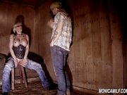 Dirty femdom barngirl is fucking and pegging - Norske MonicaMilf