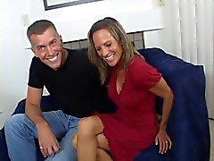 Sexo em grupo com mulheres maduras