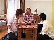 Japanese Mom Rina and Step Son 1 (MrBonham)