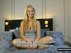 Spanish Beauty Nikky Baby Has Her Casting