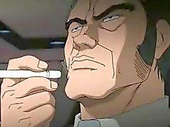 Geweldige anime babes zuigen stijve lul part3