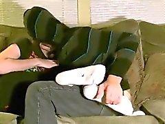 Gay спортсмены Тристан -видимому, было не влюбился ногами , когда-либо