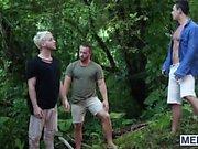 Lc Adams e Colton grigia far fronte ai sopravvivere alla giungla di