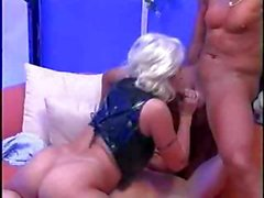 Biggi Bardot Deutsch 3some