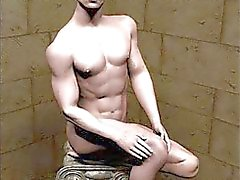 3D de Hot Homosexual Muscled !