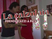 La calzolaia Piglia cazzi в Паиа две
