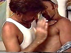 Porción follado de Policia Dom un novio peludo rizado