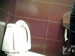 Tuvalete 1665 bölgesindeki gözetlerken