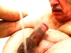 Masturbating Турция -турецких Дедушка Давут Бабаэски Сфера Selfsuck