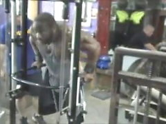 Johnnie Jackson Mr. Olympia Preto Bodybuilder Workout