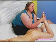 Fat & Skinny lesbiska
