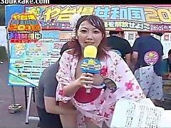 Japon Bukkake Raporu