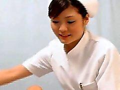 PDV Sottotitolato Giappone sega gay infermiera con Sedersi sulla faccia