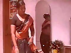 Südindische Dame