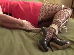 Pantyhose atado