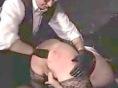 Fist anale BDSM Cicciotto suocera AFM-