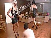 Deux Rammel le pak slaaf sexy de Ladys geven .
