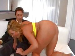 Flower Tucci has a good fuck