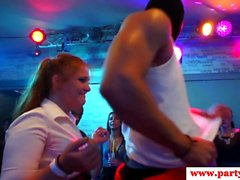 Interracial amateur doggystyled at sexparty