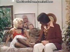 Blondie ебете в классическом фильме порнографии