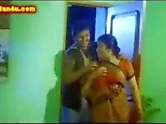 Telugu aunty juicy boobs sucked