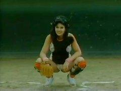 Ванессой дель Rio Джона Лесли Gloria Леонардом в классическом порно видео