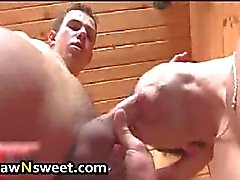 Hardcore gay cock sugande Part3