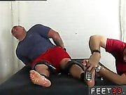 Homosexuell Twinks ersten Fußfetisch ersten Mal wandte er sich in eine sni
