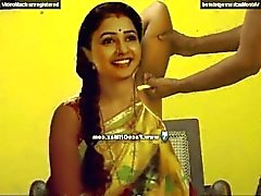 indian female armpits hair shaved completely with a straight razor to clean
