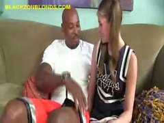 Black Rapper and Teen Girl