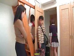 Hot Asian Chick Gets Twat Fingered