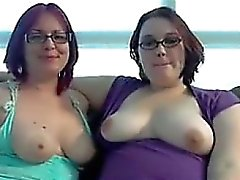 Fat Chicks With Glasses And Wands