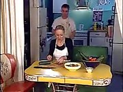 Da cozinha desagradáveis a avó
