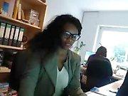 webcam at work 1