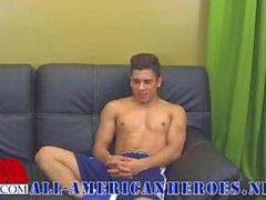 Армонд Rizzo - Интервью на время в составе флота - Геи Latino Twink