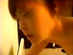 Ruri Narumiya Japanese teen gives POV blowjob