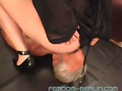Lisa anderson first time femdom