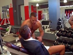 Lärare i gym