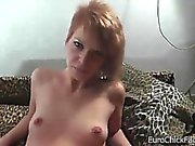Amazingly hot amateur in POV casting