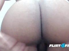 Flirt4Free üzerinde Ron Garcia - Latino Onun Cock ve Ass bir Close-Up Look verir