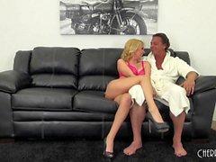 Aaliyah encanta tener poco de sexo en caliente Una de webcam !