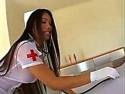 Asiatischen Krankenschwester Lucy Thai rettet BBC Fuct 420
